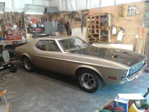 1971 mustang mach I for Sale in Newland, NC