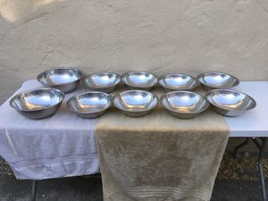 Bowls. I have a ton of them for Sale in San Rafael, CA