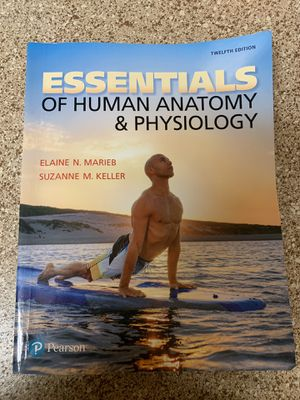 Essentials Of Human Anatomy & Physiology for Sale in Irving, TX