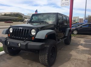 Jeep Wrangler for Sale in Houston, TX