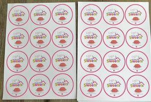 Logo design stickers/ custom labels for Sale in Burbank, CA