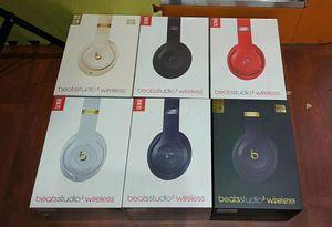 Beats Studio 3 Wireless for Sale in Woodbury, GA