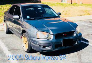 2005 Subaru Impreza for Sale in UNIVERSITY PA, MD
