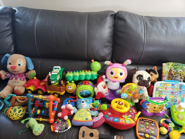 Toys lot take everything more then 100 toys