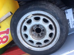 Mustang rims 15 inches for Sale in Bradenton, FL