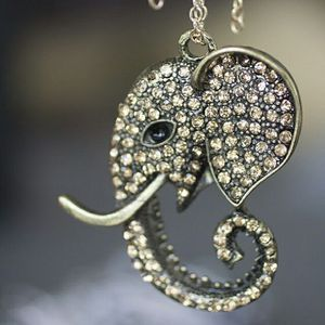 Elephant charm necklace for Sale in Miami, FL