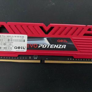 EVO POTENZIA 8GB RAM for Sale in San Leandro, CA