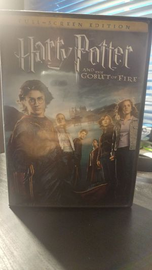 Harry Potter and the Goblet of Fire for Sale in San Francisco, CA