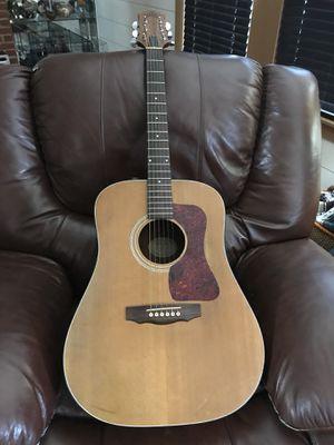 Guild, True American Acoustic Guitar for Sale in Victoria, TX