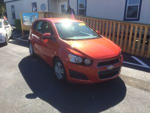 2012 Chevy sonic for Sale in Saint Cloud, FL