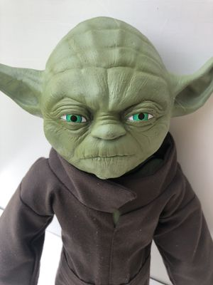 Star Wars Yoda Doll for Sale in Berkeley Springs, WV