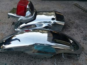 Motorcycle parts for Sale in Hanford, CA