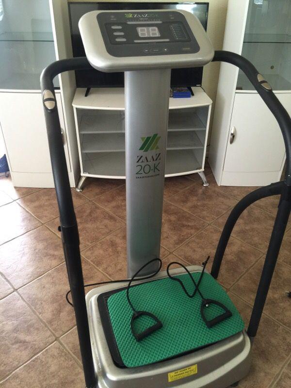 Zaaz 20k Whole Body Vibration Machine For Sale In Chandler