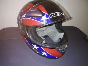 Large motorcycle helmet for Sale in Los Angeles, CA