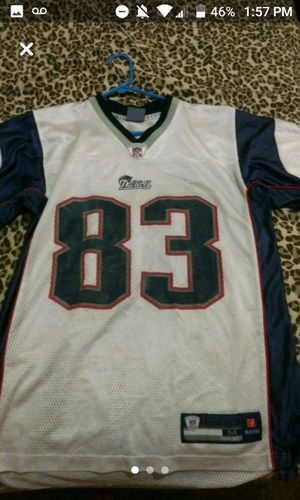 Patriots jersey size medium for Sale in Denver, CO