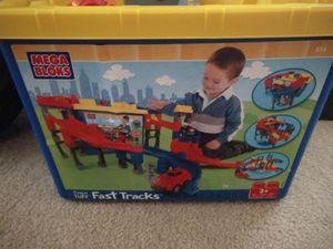 Megablocks Train Set for Sale in Millsboro, DE