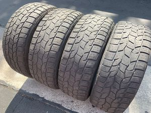 (4) 265/70R17 Cooper Adventurer A/T - $225 for Sale in Garden Grove, CA