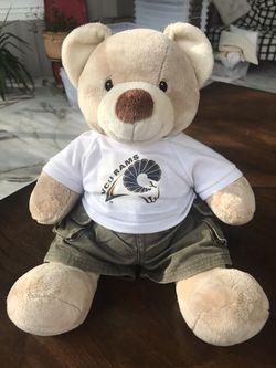VCU Rams Teddy Bear for Sale in Gaithersburg,  MD