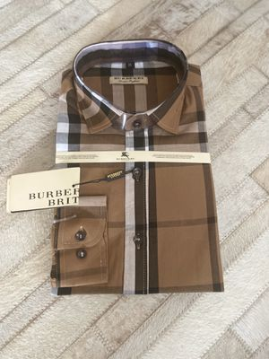 New men's Burberry dress shirts sizes small to 2xl for Sale in Bakersfield, CA