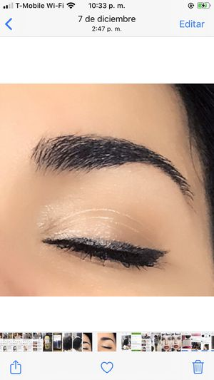 Eyebrow Henna Tattoo for Sale in Hialeah, FL