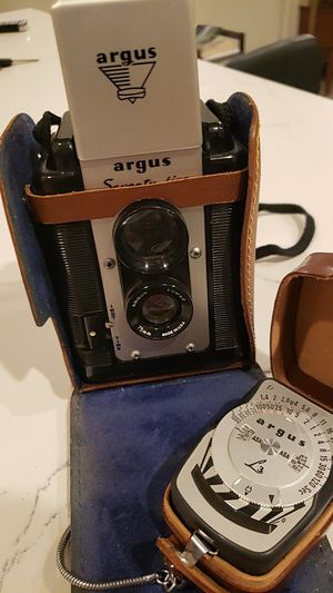 Argus Seventy Five camera & light meter for Sale in Bothell, WA