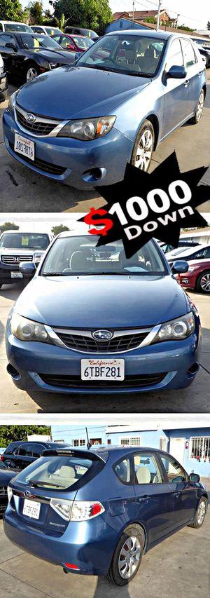 2009 Subaru Impreza2.5i 5-door 91k for Sale in South Gate, CA