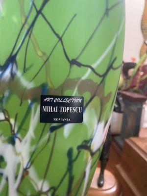 Glass decorative: for Sale in Scottsdale, AZ