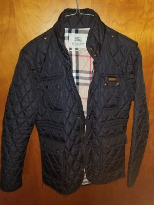 Burberry London jacket for Sale in Brentwood, PA