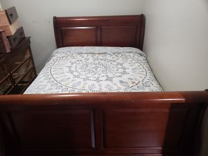 Queen Bed Frame for Sale in North Chesterfield, VA