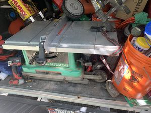 Table saw for Sale in CHSTNT HL CV, MD