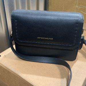 Genuine Leather Shoulder Bag for Sale in Irvine, CA