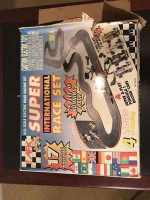 Race track for kids only $15 for Sale in Bethesda, MD