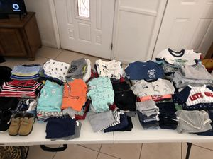 Baby boy clothes for Sale in Palm Springs, CA