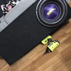 Spl Audio Sub for Sale in Gresham, OR
