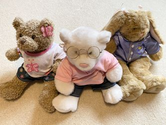 Build A Bear Plushies for Sale in Bothell,  WA