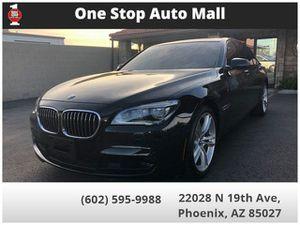 2015 BMW 7 Series740Li for Sale in Phoenix, AZ