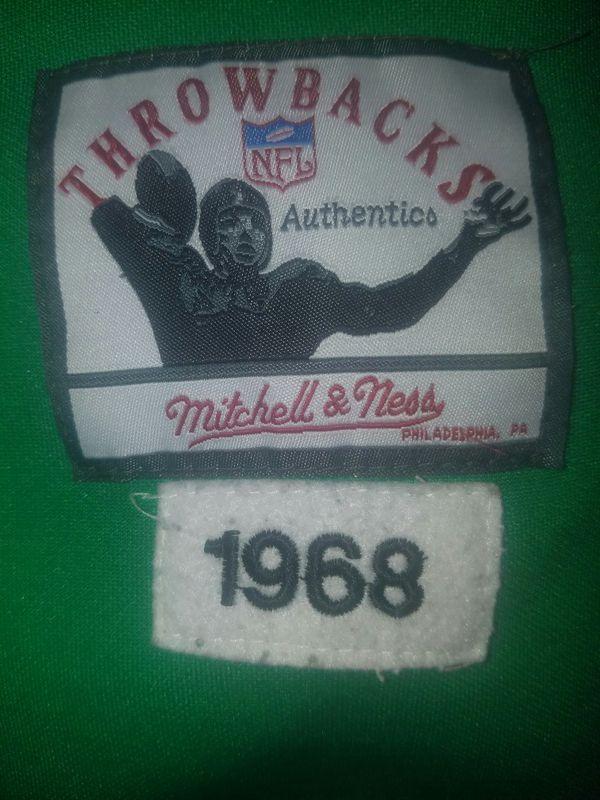 Mitchell & Ness 1968 Joe Namath Throwback
