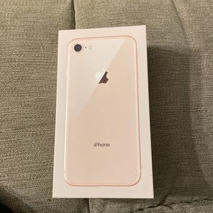 iPhone 8 Rose Gold for Sale in Pittsburgh, PA