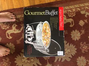 Gourmet Buffet Chafing Dish for Sale in Oakland Park, FL
