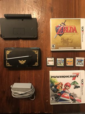 Nintendo 3DS and 24 Games for Sale in Cumming, GA