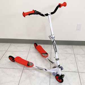 """(NEW) $40 each Kids Scooter Kick Swing Wiggle 3-Wheel Adjustable Height 30""""-36"""" for Girls & Boys 5+ Year Older for Sale in City of Industry, CA"""