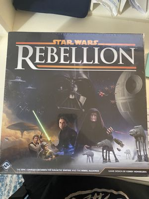 STAR WARS REBELLION BOARD GAME for Sale in Upland, CA