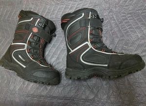 Black & Red kids winter snow boots for Sale in Tarentum, PA