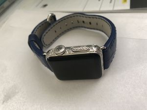 Apple Watch noblesse Edition hand engraving for Sale in Sarasota, FL