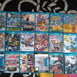 Wii U Games for Sale in Hamden, CT