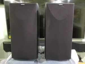 Jamo E630 Bookshelf speakers like New very nice sound for Sale in Stanton, CA