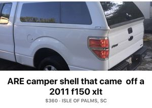 AREF-150 camper shell fits a 7 and a half foot bed for Sale in Mount Pleasant, SC