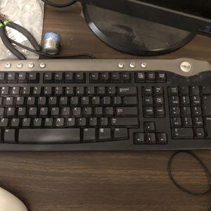 Dell Media Keyboard for Sale in Mustang, OK