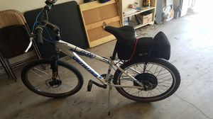 Electric bicycle, custom with keys for Sale in Covina, CA