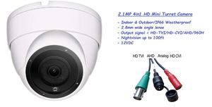 Security camera turret style for Sale in Holmdel, NJ